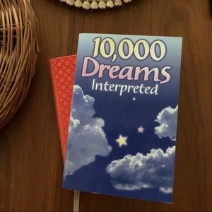 10,000 Dreams Explained Book